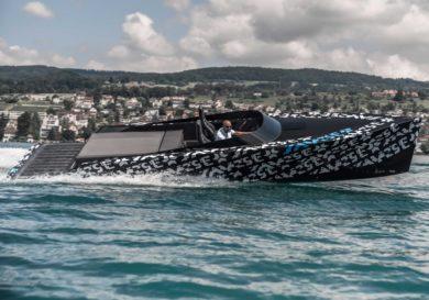 Das schnellste E-Boot der Welt
