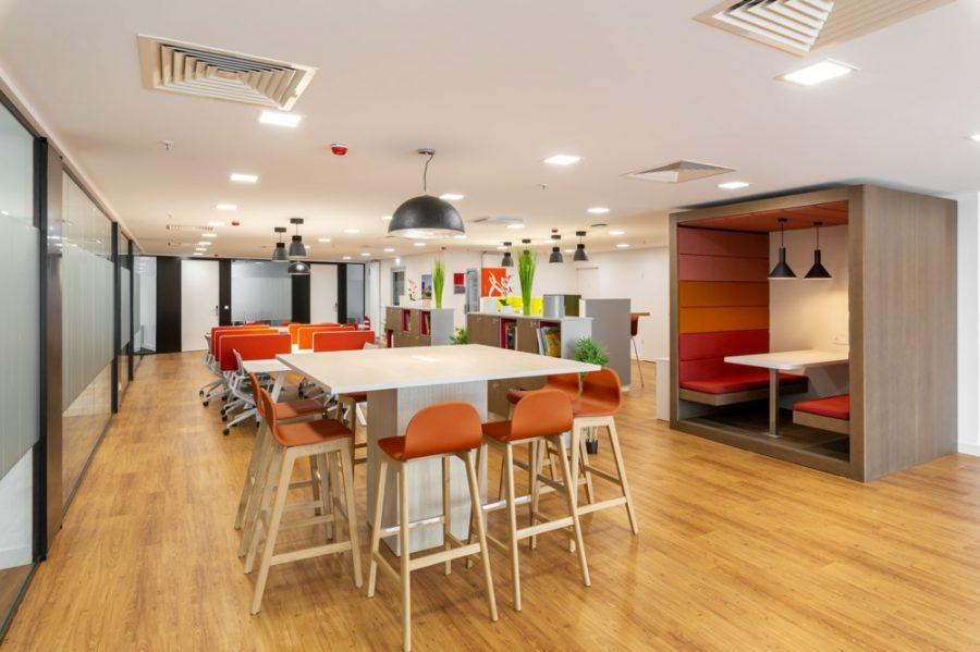 Gemacht für Unternehmer – Komfortabel – Flexibel – Kostengünstig – Bereits ab 9 m² Bürofläche!, 86150 Augsburg, Bürofläche