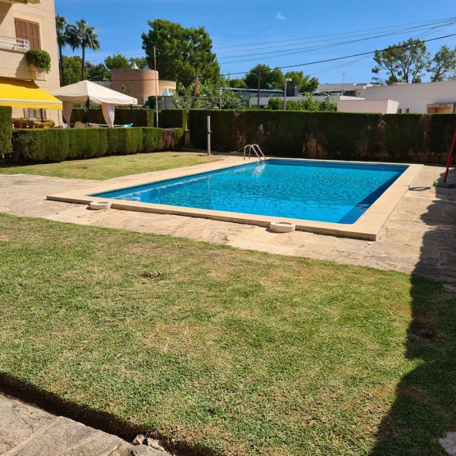 100 m zum Strand – Wohnung mit Loggia und Pool in Porto Pollenca zum Kauf, 07460 Pollença (Spanien), Etagenwohnung