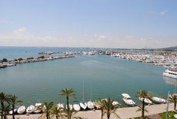 KNIPFER`S IMMOBILIENSCHÄTZE – Wohnung mit Dachterrasse in erster Linie zum Meer und Port Alcudia!, 07400 Alcúdia / Port d'Alcúdia, Penthousewohnung
